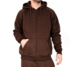 Толстовка 4thes3ts с капюшоном 4T_BASIC_ZIP_HOODIE_BROWN 2010 г артикул 13118v.